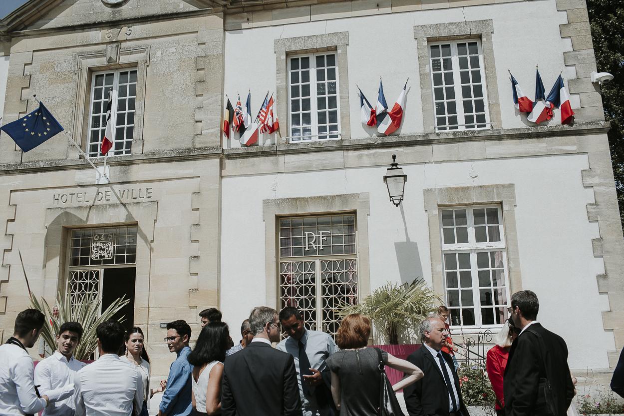 mairie ouistreham