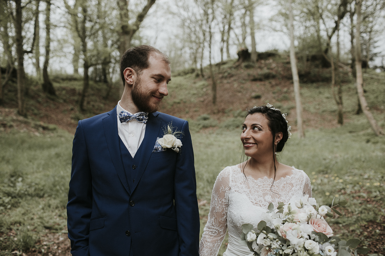 mariage à la grange d'espins