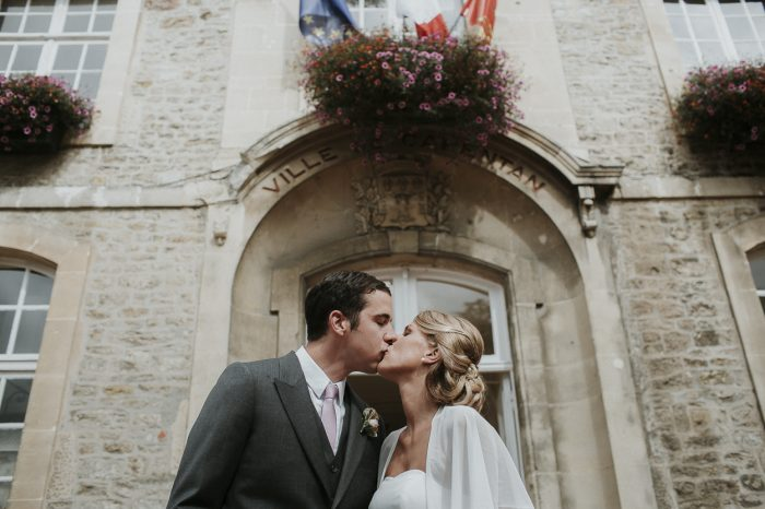 Mariage Ferme la Longre