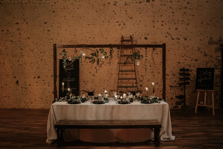 mariage au domaine des evis