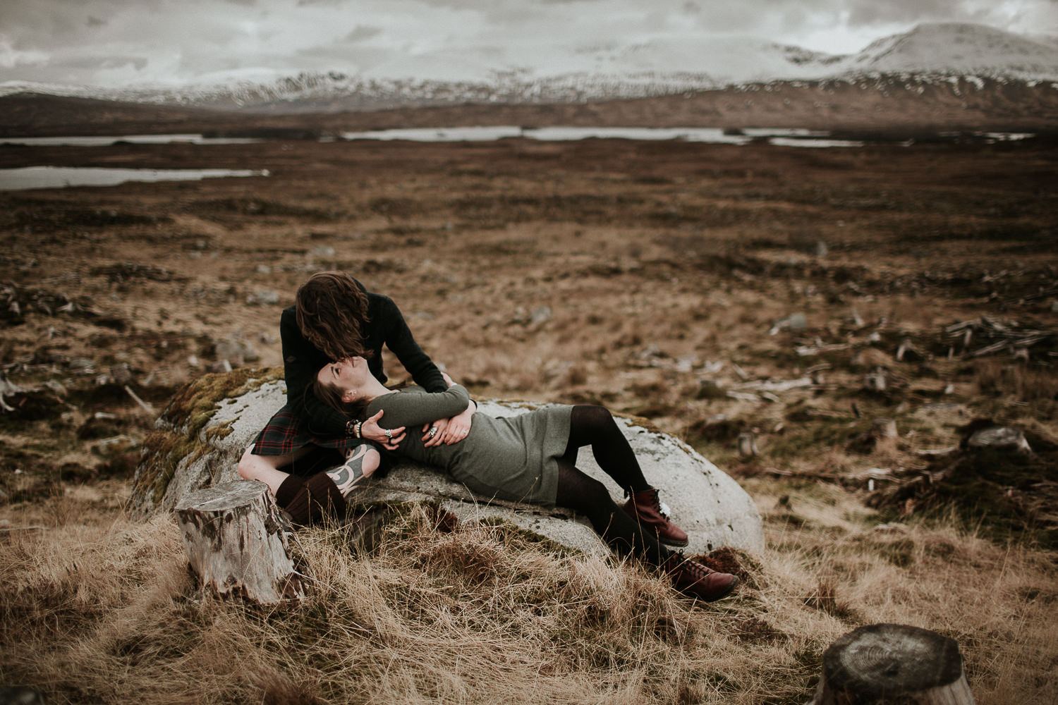 engagement glencoe