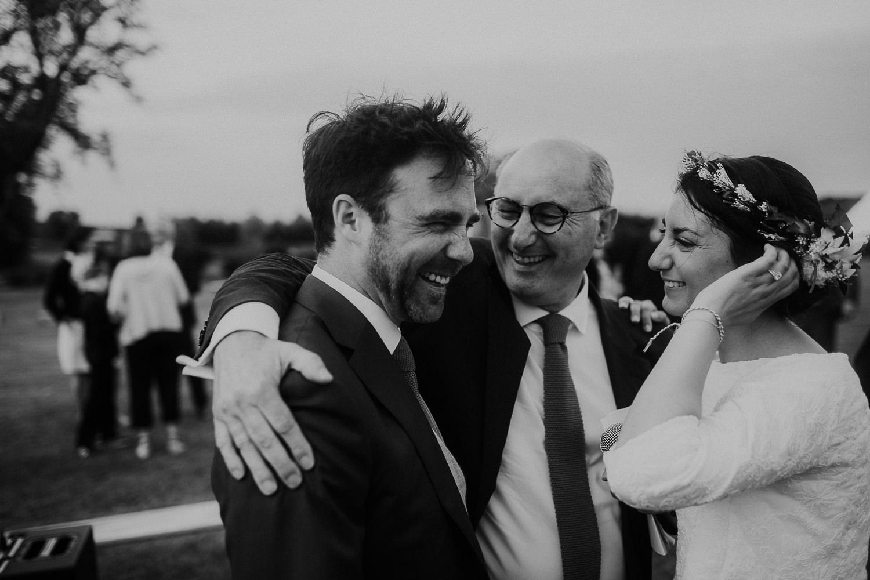mariage au domaine de normandoux