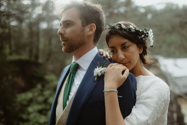 mariage domaine de normandoux