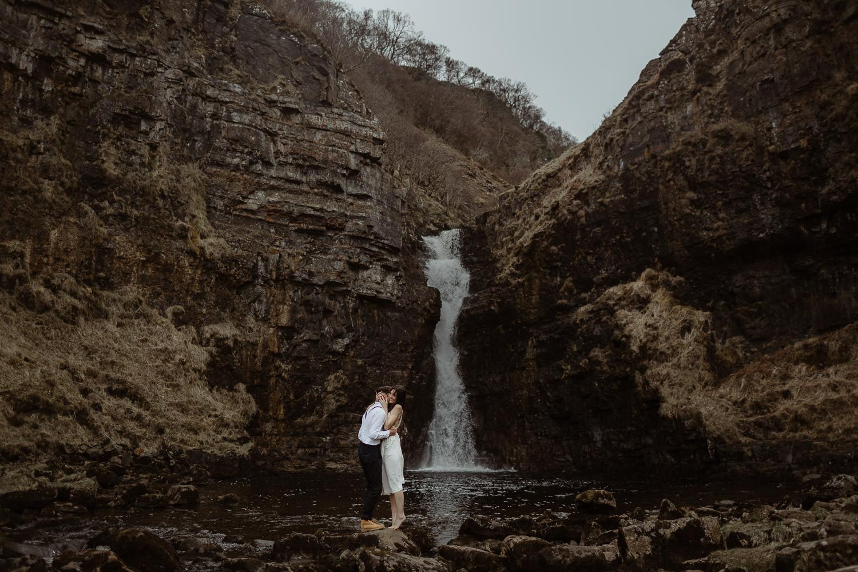 elopement photographer scotland