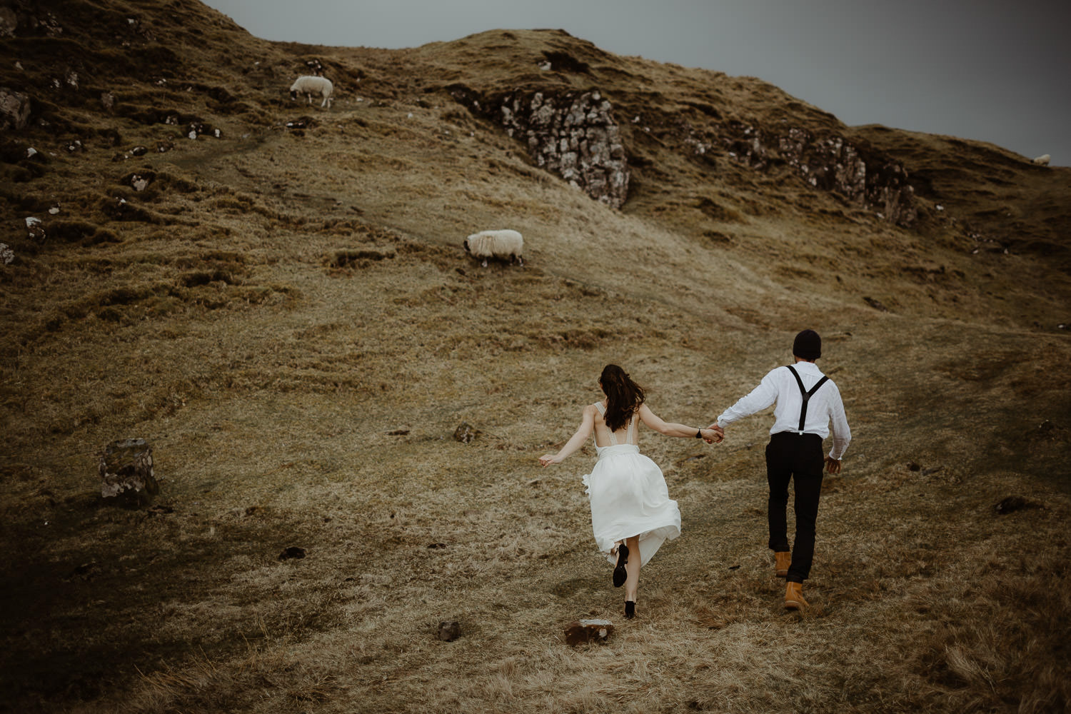 Scottish elopement photographer
