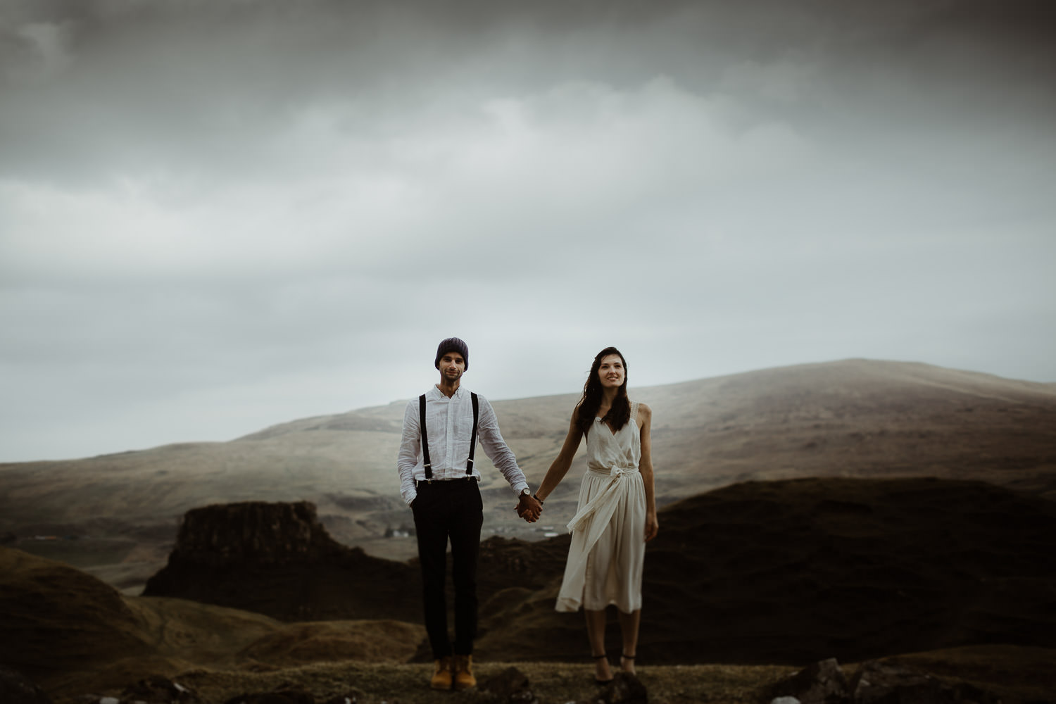 Elopement photographer Scotland