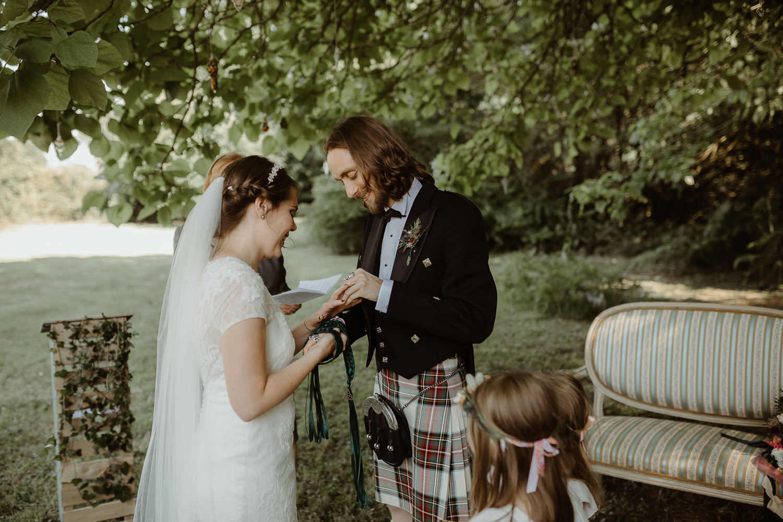 wedding normandy