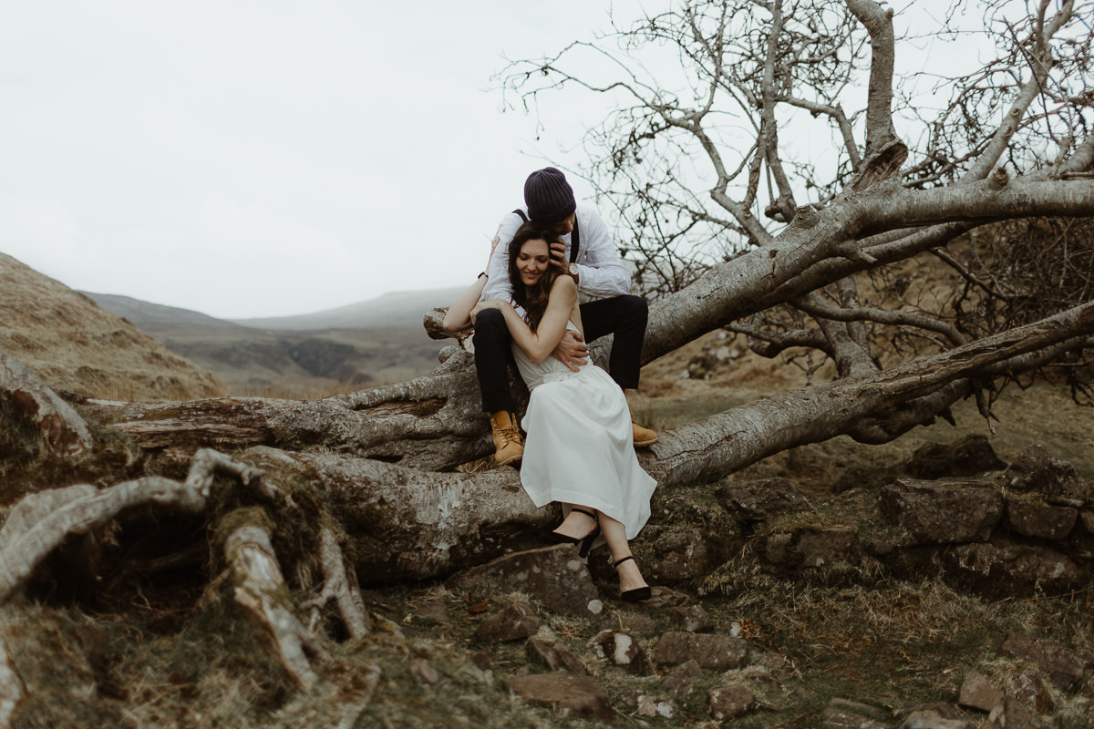 elopement isle of Skye