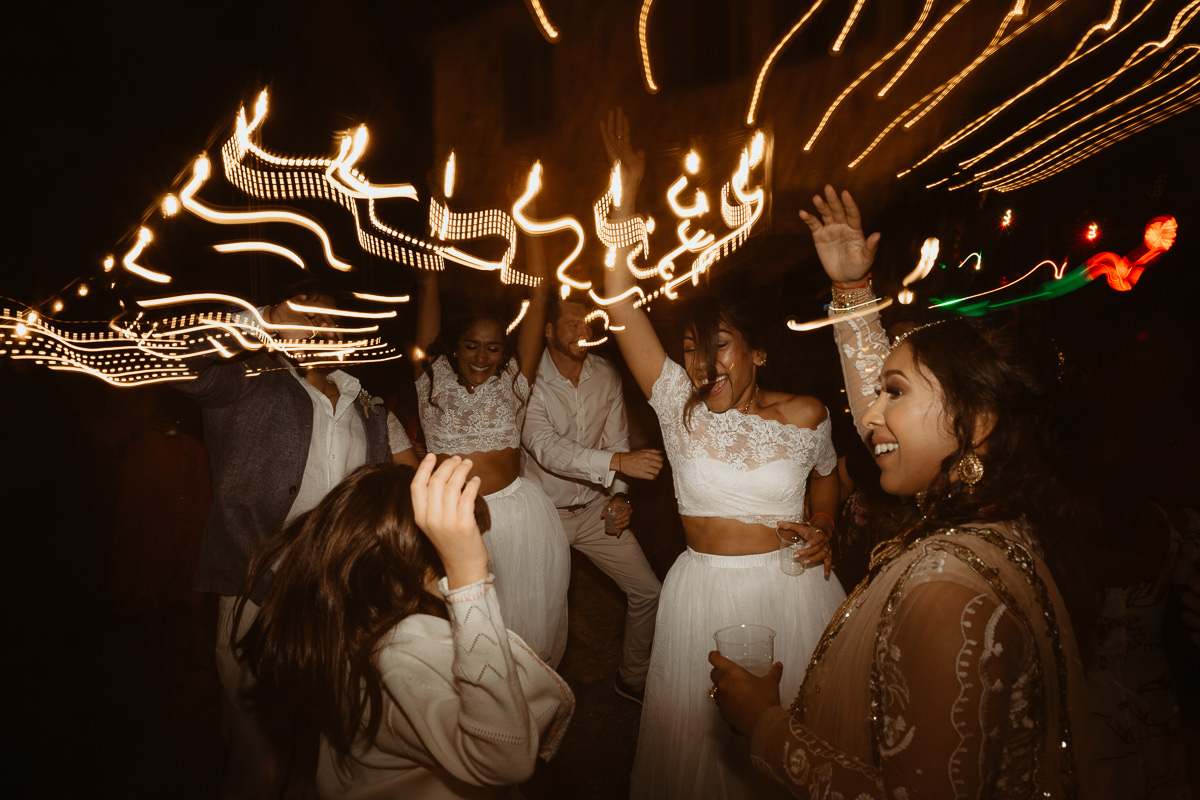 mariage soirée