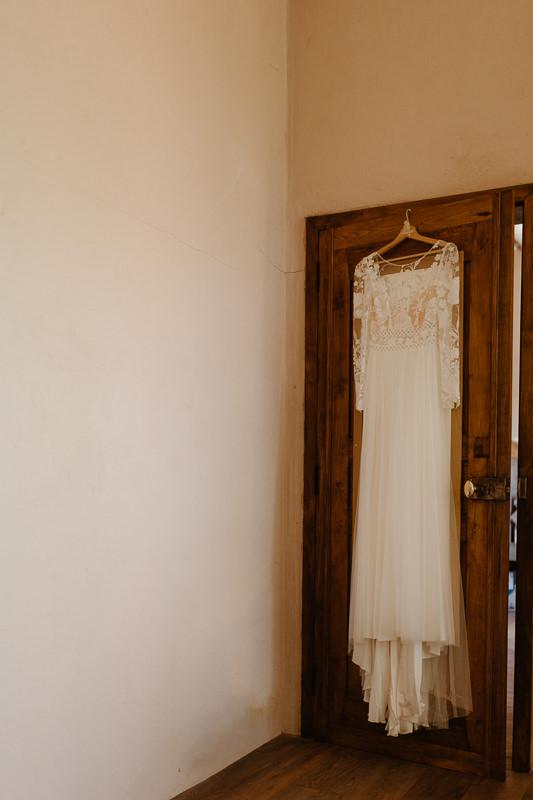 robe Margaux Tardits